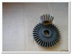 колесо ЗС 60 29 шестерня ЗПН 60 11