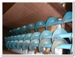 шнек отходов ОВИ 10.010 ОВИ 10.020