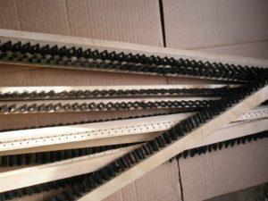 щетки L=920mm (овс-25) L=670mm (звс-20а)