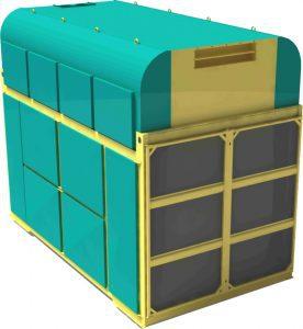 Сепаратор вороха универсальный предназначен для предварительной, первичной и вторичной очистки зернового вороха различных сельскохозяйственных культур до продовольственного зерна и семян. Сепаратор разработан с учетом особенностей производства зерна в России по влажности и засоренности, предназначен для всех климатических зон. СВУ-60 предназначен для установки в существующие агрегаты и комплексы (типа ЗАВ, КЗС) без существенного изменения силовой конструкции этих сооружений. Оптимальное сочетание амплитуды и частоты колебаний, угла наклона решетных станов, величины воздушного потока, способствует качественной очистке зерна в сепараторе СВУ-60. Сепаратор СВУ-60 удовлетворяет требованиям охраны окружающей среды и техники безопасности.