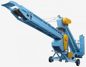 Зернопогрузчик передвижной, ЗПС-100,ЗЭ-100